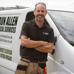 Shaun allen electrical services profile image.