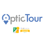 OpticTour Google Trusted Agency  profile image.