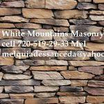 White mountains masonry profile image.