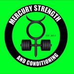 Mercury Strength and Conditioning profile image.