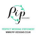 Pip Designs Wedding Stationery Cardiff