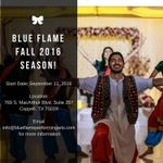 Blue Flame Performing Arts profile image.