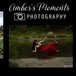 Amber's Moments Photography profile image.