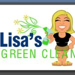 Lisa's Green Cleaning profile image.