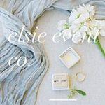 Elsie Event Co. profile image.