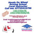 Hands On Wheel Driving School