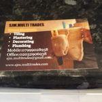 SJM Multi Trades profile image.