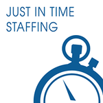 Just In Time Staffing LLC profile image.