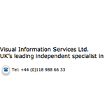 Visual Information Services Ltd profile image.