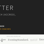 Nick Hatter - Accredited Life Coach in London profile image.