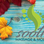 Soothe Massage & Modalities profile image.