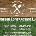 Bosses Contracting LLC profile image.