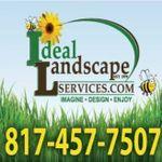 Ideal Landscape Services profile image.