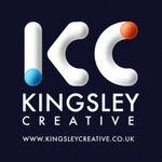 Kingsley Creative profile image.