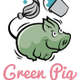 Green Pig Cleaning Services logo