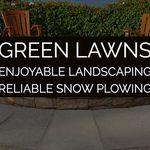 AAA Lawn Service Landscape and Snow Plow profile image.