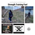 The House of X Training & Fitness profile image.