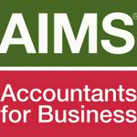 AIMS Accountants for Business profile image.