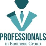 Professionals In Business Group profile image.