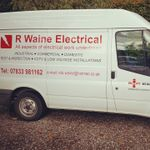 R waine electrical profile image.