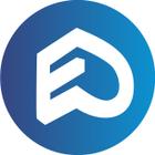 E.D Digital logo