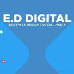 E.D Digital profile image.