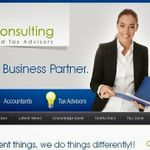 Mantax Consulting profile image.