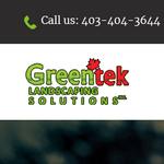 GRENTEK LANDSCAPING SOLUTIONS profile image.