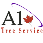 A1 Tree Service profile image.