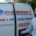 Emergency Maintenance Company profile image.