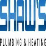 Shaw's plumbing and heating  profile image.