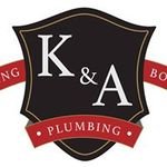 K and A Plumbing Heating and Boilers Ltd profile image.
