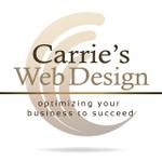 Carrie's Web Design profile image.