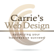 Carrie's Web Design logo
