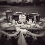 Vintage cheese cart & open air celebrations company profile image.