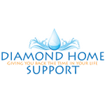 diamond home support profile image.