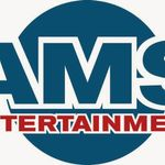 AMS Entertainment profile image.