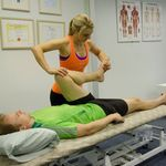 Stewart Physiotherapy profile image.