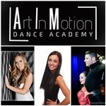 Art In Motion Dance Acdemy profile image.