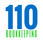 110 Bookkeeping, LLC profile image.
