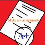 MakeMyAssignments.com profile image.