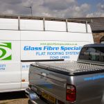 Glass Fibre Specialists Flat Roofing Systems profile image.