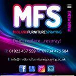 Midland Furniture Spraying profile image.