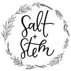 Salt + Stem Photography logo