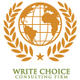Write Choice Consulting Firm logo