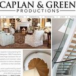 Caplan & Green Productions profile image.