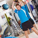 Dynamic Fitness Training profile image.