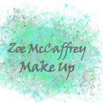 Zoe mccaffrey make up artist  profile image.