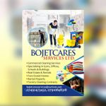 Bojetcares Cleaning Services profile image.
