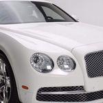 White Wedding Cars profile image.